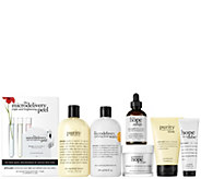 philosophy makeup optional essentials 7 piece collection - A300669