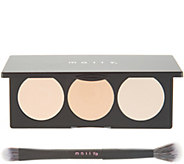Mally Custom Color Concealer System with Brush - A308069