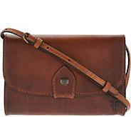 Frye Leather Melissa Wallet Crossbody Bag - A308869