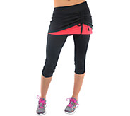 Ryka Excel Skirted Capris - A336869
