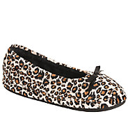 Daniel Green Ballerina Flat Slippers  - Abigail - A338469