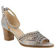 Spring Step Leather Mary Jane Sandals - Kanisha - A364169