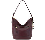 the sak Leather Hobo - Sequoia - A364369