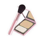 Mally Beauty Visible Skin Adjustable FoundationPowder Brush - A161070