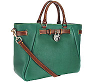 Dooney & Bourke Samba Leather Belted Shopper - A255170