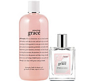 philosophy amazing grace special edition spray fragrance & shower gel - A275170