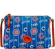 Dooney & Bourke MLB Nylon Cubs Crossbody Pouchette - A281570
