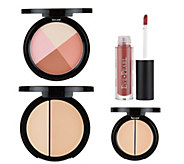 EVE PEARL Flawless Face 4-Piece Collection - A288770
