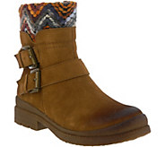 Spring Step Water-Resistant Suede Boots - Acella - A360770