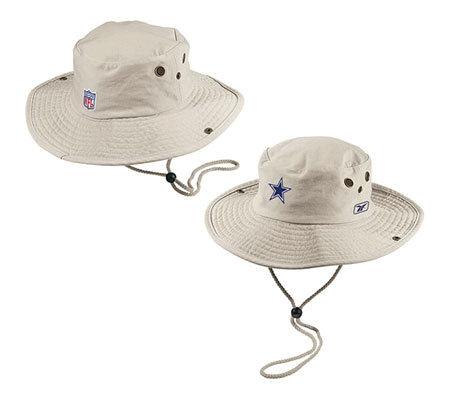 Nfl dallas cowboys safari hat for Dallas cowboys fishing hat