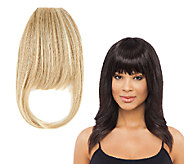 LUXHAIR NOW by Sherri Shepherd Clip-In Bangs - A253571