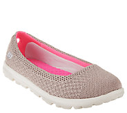 Skechers On-the-GO Mesh Ballet Flats with GOga Mat - Ritz - A265371