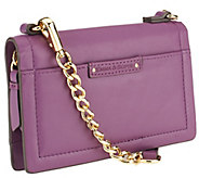 As Is Emma & Sophia Leather Crossbody Phone Wallet - A266971