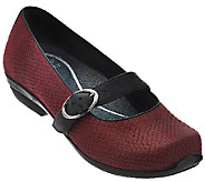 Dansko Leather Mary Janes w/ Adj. Strap - Orla - A268671