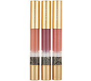 Mally High Shine Liquid Lipstick Trio - A281071