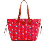 Dooney & Bourke MLB Nylon Cardinals Shopper - A281671