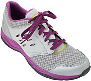 As Is Vionic w/Orthaheel Womens Walking Sneakers - Ventures - A285471