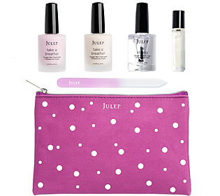 Julep Super-Size Oxygen Nail Treatment Kit with Bag