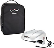 iGrow by Apira Science Hands Free Hair Growth Laser w/Bag - A293871