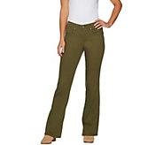 Women with Control Regular My Wonder Denim Twill Boot Cut Jeans - A294271