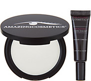 Amazing Cosmetics Concealer and Velvet Mineral Powderset - A301671