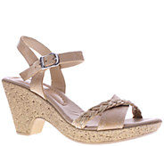 Spring Step Leather Sandals - Bliss - A335671