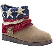 MUK LUKS Americana Patti Boots - A337771
