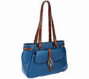 Dooney & Bourke Samba Leather Shopper - A255172
