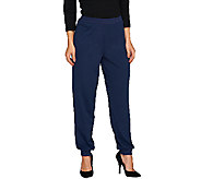 Nicole Richie Collection Pull-On Relaxed Pants - A257572