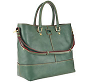 Dooney & Bourke Florentine Leather Chelsea Shopper - A257672