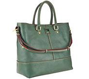 Dooney & Bourke Florentine Leather Chelsea Shopper - A257672