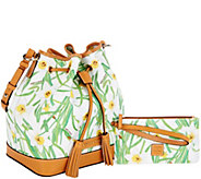 Dooney & Bourke Drawstring Bag with Wristlet - A267272