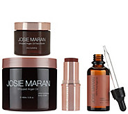 Josie Maran Whipped Argan Oil Buttery Soft Skin 4 Piece Kit - A274772