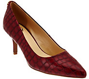 C. Wonder Croco Embossed Leather Pumps - Tara - A279972