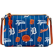 Dooney & Bourke MLB Nylon Tigers Crossbody Pouchette - A281572