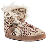 MUK LUKS Womens Wendy Slippers - A355472
