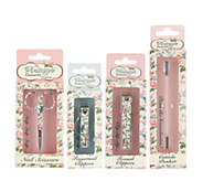The Vintage Cosmetic Company Floral Set - A355672