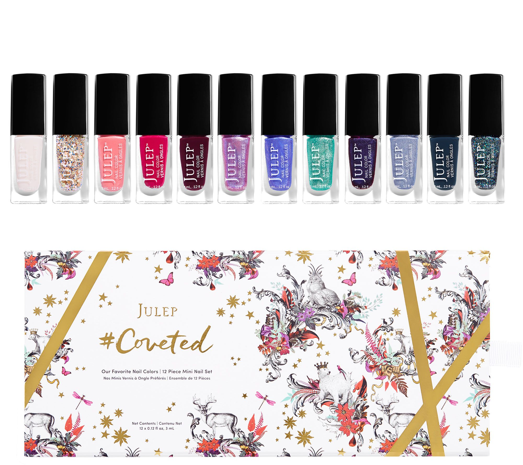 Julep Nail Polish On Qvc - Creative Touch