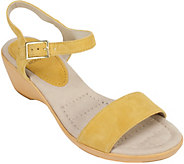 White Mountain Wedge Sandals - Corky - A358372