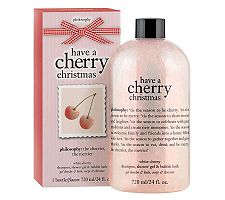 philosophy have a cherry Christmas 24 oz. 3-in-1 gel