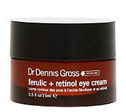 Dr. Gross Ferulic Acid & Retinol Eye Cream Auto-Delivery - A262473