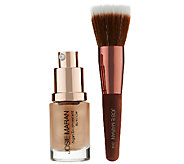 Josie Maran Argan Enlightenment Illuminizer & Brush - A264373