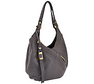 orYANY Italian Grain Leather Hobo - Medium Tracy - A266673