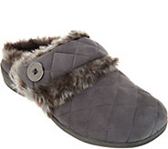 Vionic Quilted Slippers - Fireside - A285173