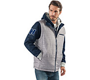 As Is NFL Dallas 8-in-1 Reversible Vest and Hoodie Combo - A290573