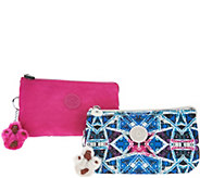 Kipling Nylon Set of 2 Expandable Clutches - Creativity L - A299173