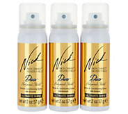 Nick Chavez Diva Starlet Shine Spray Trio Party Pack - A301373
