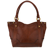 Frye Leather Melissa Whipstitch Shoulder Bag - A308873
