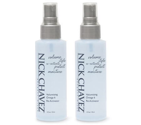 Nick Chavez Volumizing Omega 6 Duo Re-Activator