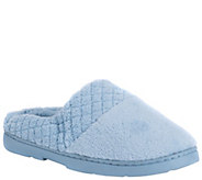 Soft Ones Micro Chenille Clogs with QuiltedBand - A152674